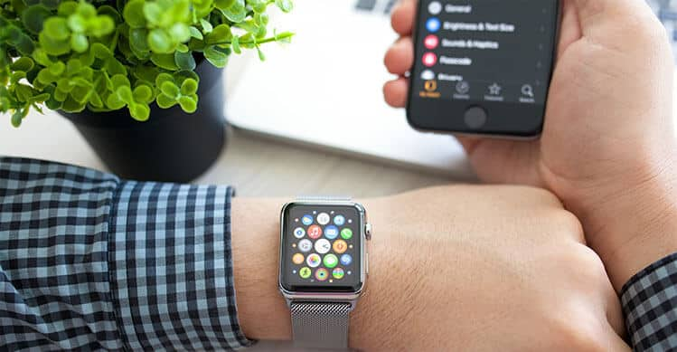 Turn your Watch into Remote Control